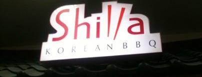 Shilla Korean BBQ is one of International District, Seattle.