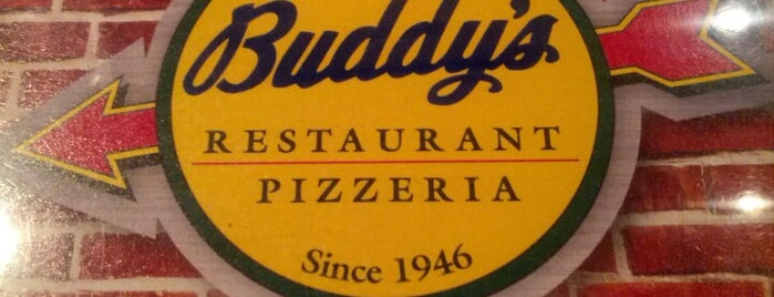 Buddy's Pizza is one of The Dirty D.
