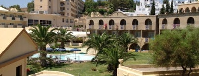 Lindos Royal Village Hotel is one of Rhodes.