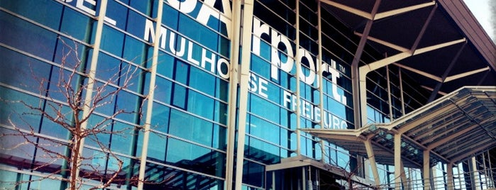 EuroAirport Basel Mulhouse Freiburg (EAP-BSL-MLH) is one of Part 1~International Airports....