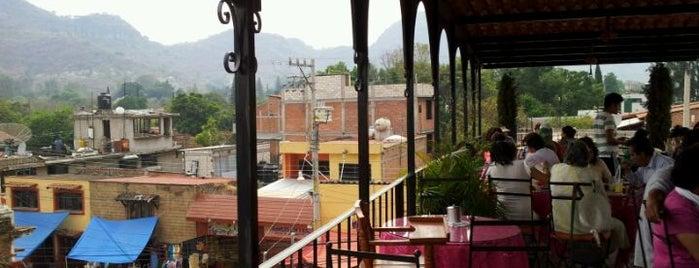Restaurant El Mirador is one of Lieux qui ont plu à Jorge L..