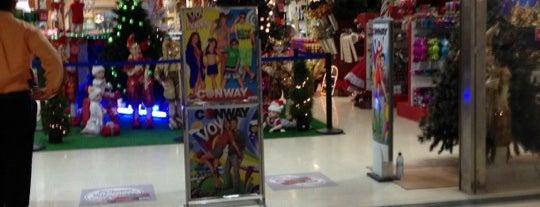CONWAY is one of Lugares favoritos de Mario.