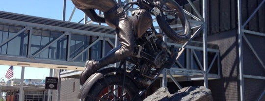 Harley-Davidson Museum is one of North America.