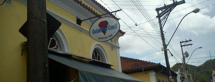 Gelateria Conti is one of Melhores Sorvetes do Brasil.