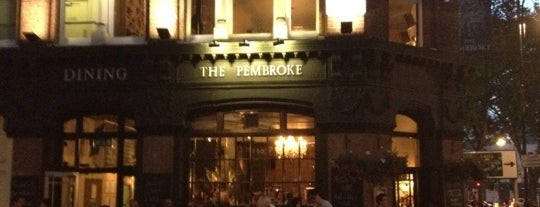 The Pembroke is one of London, UK 🇬🇧.