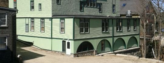 Infinity Music Hall & Bistro is one of Berkshires.