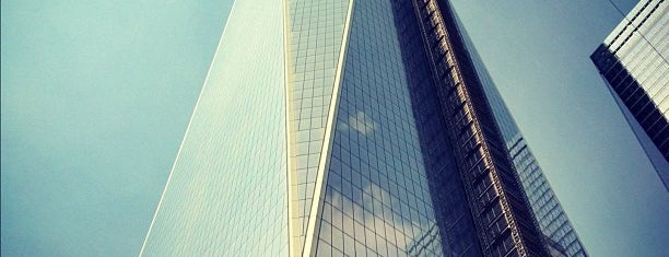 One World Trade Center is one of New York III.