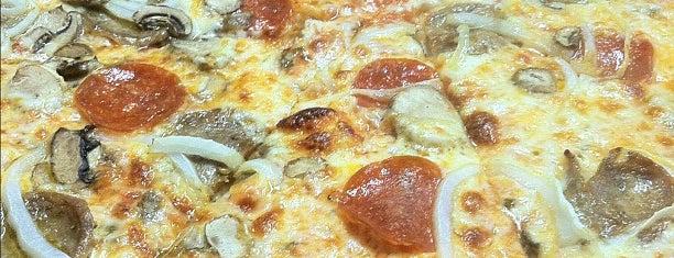 Bronx Pizza is one of Favorite Haunts Insane Diego.