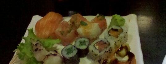 Nakoo Sushi is one of Veja Comer & Beber ABC - 2012/2013 - Restaurantes.
