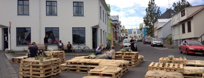Reykjavík Roasters is one of Coffee worth travelling for.