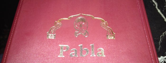 Pabla Indian Cuisine is one of 2012 MLA Seattle.