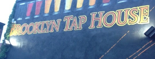 Brooklyn Tap House is one of Craft Beer NYC & Brooklyn.