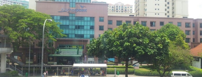Anchorpoint Shopping Centre is one of Sg.