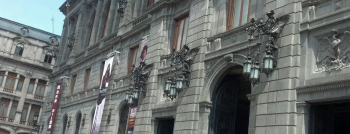 museo nacional de arte is one of DF.