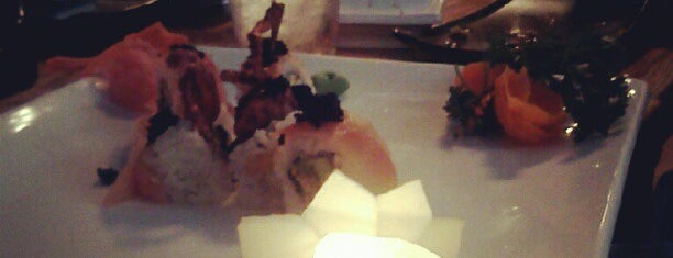 Swordfish Sushi is one of Locais salvos de Paul.