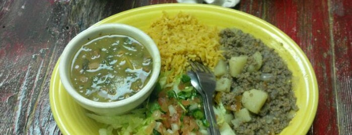 Tejas Taco House is one of Food.
