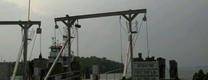 Lake Champlain Ferry- Charlotte, VT Ferry Dock is one of Orte, die Brett gefallen.