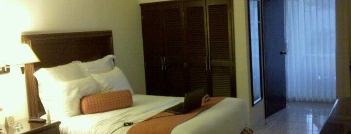 Hotel Bonampak is one of CANCUN.
