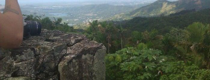 Toro Negro is one of Puerto Rico.