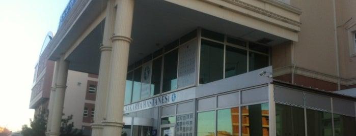 TSG Özel Eskişehir Sakarya Hastanesi is one of Halil'in Beğendiği Mekanlar.