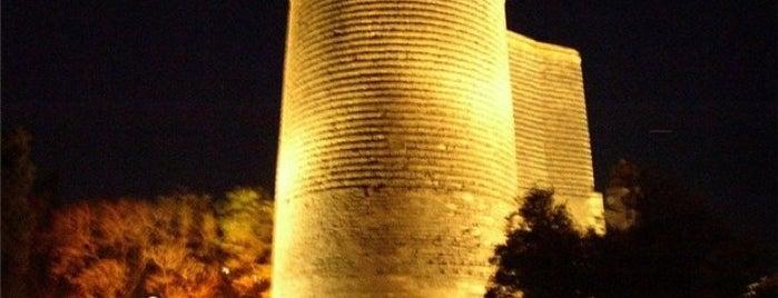 Qız Qalası   Maiden Tower is one of грузия.