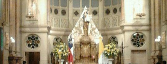 Catedral Metropolitana de Santiago is one of Santiago en 100 lugares.