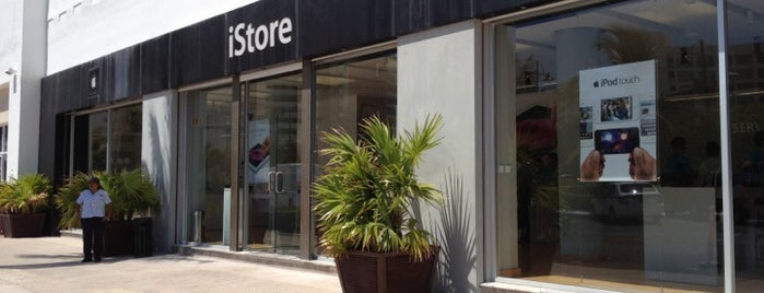 iStore is one of Férias 2012.