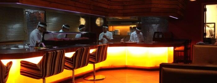 Sushi Kinka is one of Restaurante.
