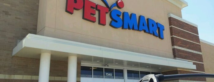 PetSmart is one of Freshwater Fish Stores.