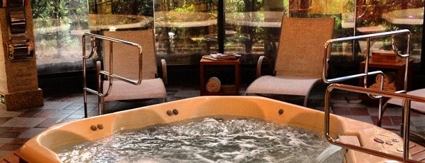 Renaissance Spa & Fitness is one of Carolinaさんのお気に入りスポット.