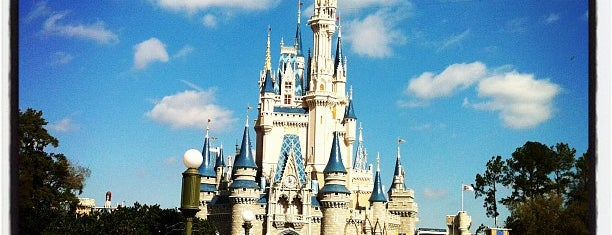 Magic Kingdom® Park is one of Florida Trip '12.