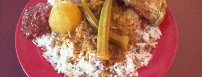 Nasi Campur Awet Muda is one of Penang | Eats.