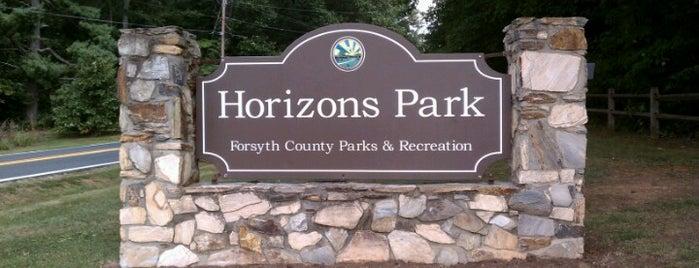 Horizons Park is one of Emily : понравившиеся места.