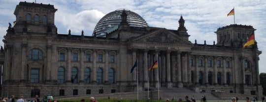 Reichstag is one of StorefrontSticker #4sqCities: Berlin.