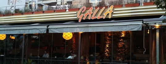 Galla is one of Athens.