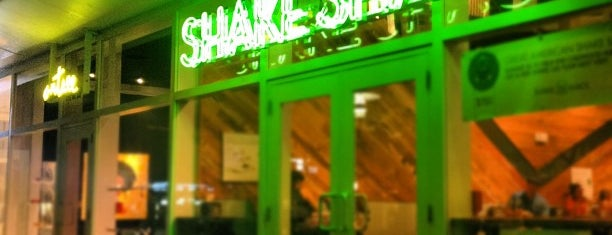 Shake Shack is one of Places I have been.