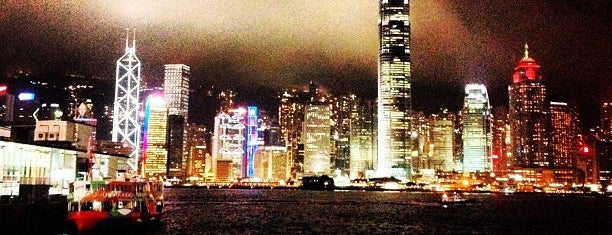 Hong Kong is one of Posti che sono piaciuti a Cameron.