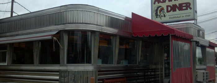 Agawam Diner is one of New England.