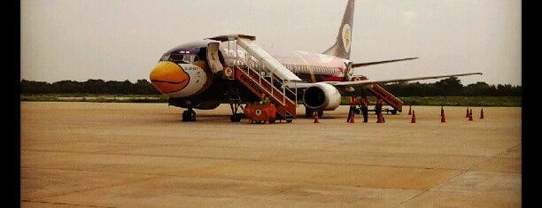 ท่าอากาศยานพิษณุโลก (PHS) is one of AIRPORT.