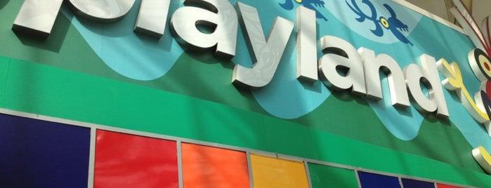 Playland is one of Julia: сохраненные места.