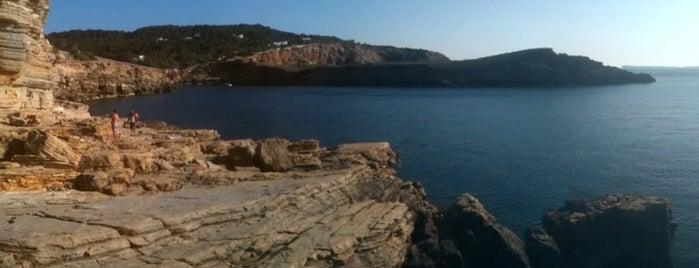 Playa de Punta Galera / Sa Galera is one of Franciscoさんの保存済みスポット.