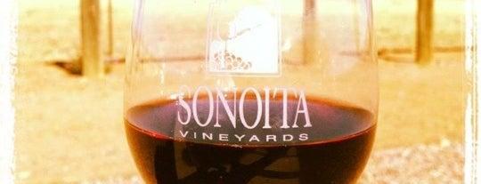 Sonoita Vineyards is one of Tucson.