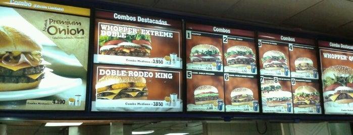 Burger King is one of Lieux qui ont plu à Alvaro.