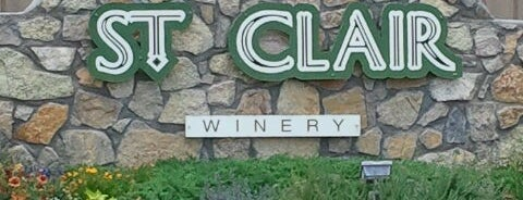 St Clair Winery & Bistro is one of New Mexico.