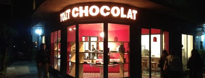 Tout Chocolat is one of Lugares....