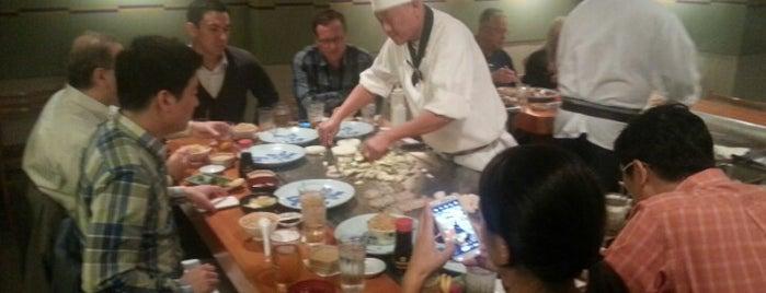 House of Genji is one of Favorite Food.