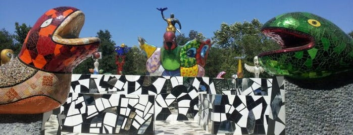 Queen Califia's Magical Circle is one of San Diego.