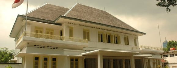 Museum Perumusan Naskah Proklamasi is one of Enjoy Jakarta 2012 #4sqCities.