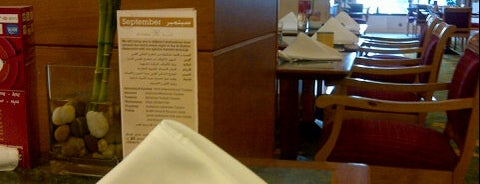 Sheraton Riyadh Hotel & Towers is one of Where, When & Who List-1!.