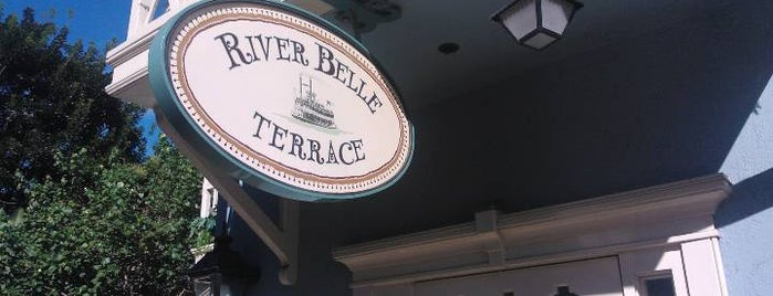 River Belle Terrace is one of Disneyland MUST Eats!.